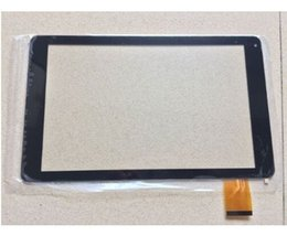 Wholesale Prestigio Tablet Digitizer - Wholesale- New 10.1 inch for Prestigio Multipad Wize 3131 3G PMT3131_3G_D Tablet digitizer touch screen Glass Sensor Free Shipping