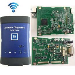 Wholesale Gm Mdi Multiple Diagnostic Interface - G M MDI Multiple Diagnostic Interface With Wifi OBD MDI Car Diagnostic Tool MDI Scanner Tool
