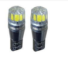 Wholesale Power Wedge - 501 CREE SMD LED CANBUS SUPER PURE WHITE HIGH POWER WEDGE UPGRADE W5W T10 HID