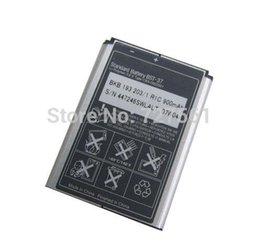 Wholesale Bst 37 Battery - Original BST37 BST 37 BST-37 Rechargeable Phone Battery for Sony Ericsson K750  D750i Mobile Batteries Free Shipping A5