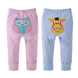 Wholesale Yellow Pants For Baby - Wholesale-Free shipping DANROL 2015 high quality PP pants baby full length baby cotton pants baby new style cotton pants for autumn