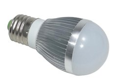 Wholesale Choice Led - High Brightness 3W 5W 7W 9W 12W LED Globe Bulb with Warm White  White color choice, Factory Exports