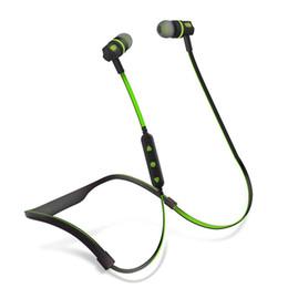2019 micrófono flexible Flex 2 Auriculares Corriendo Gimnasio Bajo y Ruido Auriculares Auriculares A Prueba de agua Auriculares Bluetooth con micrófono Deporte EAR274 rebajas micrófono flexible
