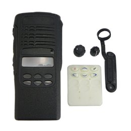 Wholesale Radio Walkie Talkie Kit - Wholesale-Radio Service Parts Case Kit For Motorola HT1250 NEW walkie talkie interphone trasceiver J0217A