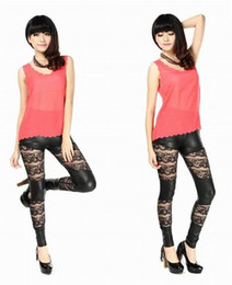 Wholesale Ladies Vests Cheap - 2015 Hot Sell New Fashion Ladies Chiffon Sleeveless Blouse Shirt Fashion Vest Tank Tops Cheap Clothing