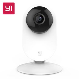 Wholesale Wired Ip Camera System - YI 1080P Home Camera Wireless Security Surveillance System Xiaomi Xiaoyi Wifi Mini IP Camera 3D Noise Reduction(US EU Edition)