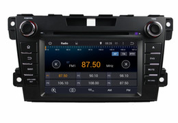 """Wholesale Mazda Cx7 Gps - 4-Core 1024*600 HD 2 din 7"""" Android 4.4 Car DVD Player for Mazda CX-7 CX 7 CX7 With GPS 3G WIFI Bluetooth IPOD TV Radio RDS USB AUX IN"""