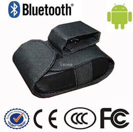 Wholesale Mini Bluetooth Portable Printer - 58mm Wireless Portable Bluetooth Printer Android Mobile Printer Mini Thermal Receipt Printer with SDK + Belt Case