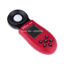 Wholesale Portable Digital Lumen Lumenmeter Photometer Tester Light Meter with Lux LCD Display
