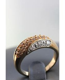 Wholesale Solitary Ring - Cheap no solitary queen fold ring ring ring fine champagne Female 22, single tail ring ring