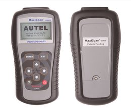 Wholesale Diagnostic Scan Tool Eobd - 2015 Autel MaxiScan MS609 OBDII EOBD autel ms609 scanner Diagnostic Tools Scan Tool Diagnosis for ABS Codes MS609 with Best Quality DHL Free