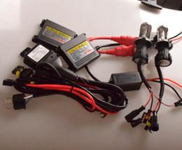 Wholesale hid bulb h13 - H4-3 H13-3 9004 9007-3 Xenon HID Kit 35W 12V Car Headlight Bulb + Ballast DC230 4300K 5000K 8000K 10000K 12000K Kit Xenon