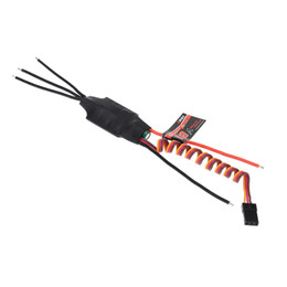 Wholesale Emax Brushless - Original Emax 12A Brushless ESC Speed Controller with 5V 1A Linear Mode Switch for F250 300 RC Quadcopter Multicopter Parts order<$18no trac