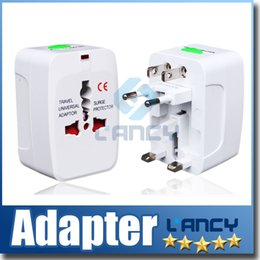 Wholesale Global Power - EU US UK AU global universal charger adapter Power Adapter For Samsung S6 edge S5 S4 cell phone