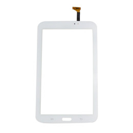 2019 зеркало для замены галактики samsung Wholesale-White Touch Panel For  Galaxy Tab 3 7.0 T210 Touch Screen with Digitizer Glass Lens Replacement , Free shipping !!! дешево зеркало для замены галактики samsung