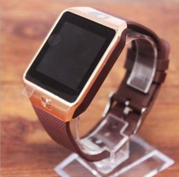 Wholesale Mix Kids Watch - DZ09 ESmart Bluetooth Watch Health Monitoring Intelligent Reminder For Android iO S Smartphone Classical buckle Mix-Color