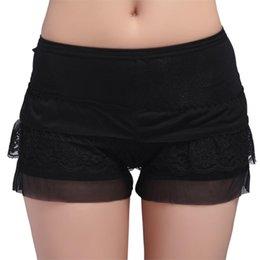 Wholesale Lace Women Briefs - 2016 Good Quality Lace Sexy Women Underwear Mid Waist Length Comfortable All Match Women Briefs Panties Bottom