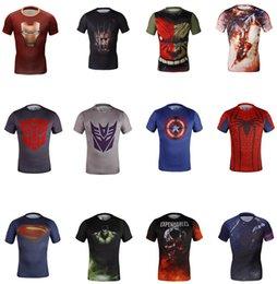 Wholesale League Legends Gold - New Men Breathable Quick-Drying Tops Clothes League Of Legends T-shirt S-2XL High Quality Sport T-shirt Workout Clothes