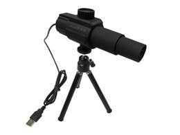 Freeshipping 1-70X Zoom 2.0MP de Longa Distância Câmera USB Digital Telescope Para monitor local Casa de Vigilância de vídeo em vídeo 13 línguas de Fornecedores de câmera de vídeo telescópio
