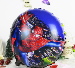 Wholesale Inflatable Superman - Hottest Party Balloons Superman Frozen balloons for Party Decoration Helium MickeyShaped Foil Minions Mickey balloons Inflatable toy Y0011