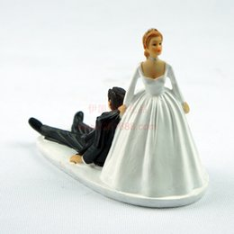 Wholesale Groom Bride For Cake - Wedding Cake Topper,2015 High Quality Four Types Bride & Groom Toppers For Wedding Cake, Free Shipping Cake Decorations Wedding Event