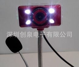 2019 telecamere a zoom lungo Desktop Factory Outlet Testa della telecamera ad alta definizione da 20 milioni di pixel con chat QQ dedicata ai caffè del vento senza frumento