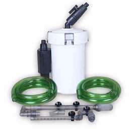 Wholesale Aquarium Filter Canister - Tank External filter hw602b  HW-602B Mini Aquarium External Canister Filter