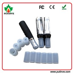 Wholesale Disposable Testing Drip Tips Cover - Disposable Mouth Piece Cheapest ecigs test tips, 510 long silicone drip tips covers all clearomizer atomizer