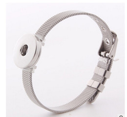 Wholesale Wholesale Celtic Watch - new stainless steel 18mm Noosa Button DIY bracelet jewelry accessories snap button giner interchangeable button watch wristband bracelet