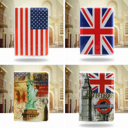 Wholesale Travel Documents Case - Wholesale-Lovely Cute Passport Holder Cover Identity ID Credit Card PVC Cover Bags Document Folder Travel Passport Case 1pcs