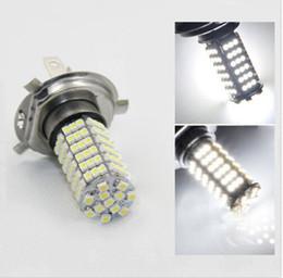 2019 головка h4 Бесплатная доставка H4 LED 3528 102 SMD Белый фар лампы противотуманные фары автомобиля головного света 12 В постоянного тока новый дешево головка h4