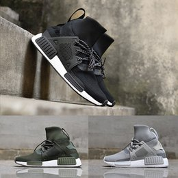 Wholesale Man City Socks - 2017 NMD Runner XR1 Camo x City Sock PK3 Navy NMD_XR1 Primeknit Running Shoes For Men Women Fashion Casual Shoes Trainers