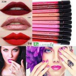 Wholesale Orange Light Lip Gloss - High quality!!New 2015 Velvet Matte Cup super sticky liquid lipstick color does not fade the color waterproof Lips Lip Gloss 38