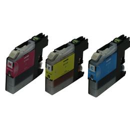 Canada Cartouche d'encre compatible 3PK LC117BK LC115C LC115M LC115Y pour Brother MFC-J4510N DCP-J4210N Cartouche d'encre à séchage rapide Japon Offre