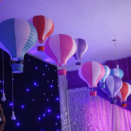 Wholesale Cheap Christmas Party Decorations - New Arrival Colorful Wedding Supplies Decorations paper lantern hanging Ballon and Latern 2016 Decorations for wedding parties Cheap W6646