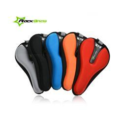 Wholesale Silicone Bicycle Saddle - 2014 RockBros Pro Reflect 3D Silicone Lycra Nylon Gel Ventilate Soft Cushion Pad Bike Bicycle Cycling Cycle Seat Saddle Cover