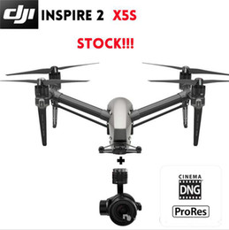 Wholesale Video Camera Prices - Factory Price !!! DJI Inspire 2 Drone FPC RC Quadcopter with 4K Video 100%original DJI Drone Intelligent Flight Modes with a Zenmuse