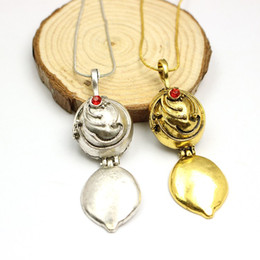 Wholesale Vampire Diaries Elena - Movie Vampire Diaries Necklace Elena Gilbert Vintage Vervain Verbena Crystal Pendant Jewelry For Men And Women Gifts Wholesale