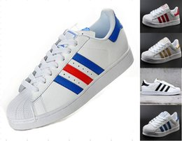 Wholesale Lacing Board - 2016 New Unisex PU Leather Shoes Breathable Comfortable board shoes Women Men White black sneaker