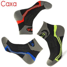 Wholesale-2015 Winter Outdoor  Socks Coolmax Breathable Accelerate Dry Mens Hiking Camping Mountaineering Ski Thermal Socks EU 40-44 от