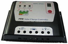 Wholesale Charge Controller For Street Light - 50A PWM solar charge controller for solar home system and solar street LED lights