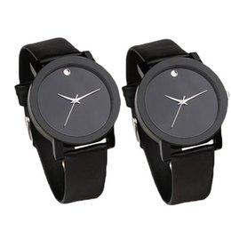 Wholesale Antique Men Watch - S5Q Men Retro Stylish Waterproof Leather Band Delicate Quartz Analog Wrist Watch AAAEZE