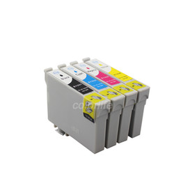 Wholesale T1334 Epson - 5 sets of T1331-T1334 compatible ink cartridge ,wholesale price
