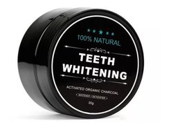 Wholesale Toothpaste Pens - Tooth Whitening Nature Bamboo Activated Charcoal Smile Powder Decontamination Tooth Yellow Stain Bamboo Toothbrush Toothpaste Oral Care