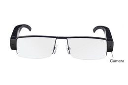 Wholesale Supporting Glasses - 1920*1080 Glasses Camera Take Video Take Photo Support 2-32GB TF Card Spy hiddem Mini Cam