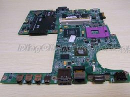 Wholesale Laptop Motherboard Graphics Chip - Wholesale-New laptop Motherboard for dell studio 1555 0D177M CN-0D177M for intel cpu with 4 video chips non-integrated graphics card 100%
