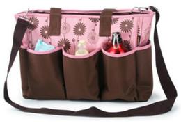 2019 mantenha a garrafa fria Mamãe Sacos de fraldas sacos de mulheres grávidas multi-função saco do mensageiro saco de moda maternidade uma cor