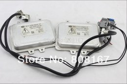 Wholesale Hid Xenon Germany - Wholesale-Hella Germany 5DV 009 000-00 Ballast Xenon HID Headlight Unit Module OEM Lighting Accessories Ballast