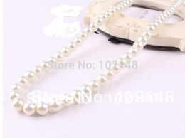 Wholesale Pearls Waist Belts - Classic Women's Fashion bridal Pearl Belt chain ,long size Dress Decoration waist Chain ,good quality pearl with adjustable chain