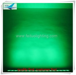 Wholesale Cheap Dj - 10 pieces lot China market cheap wall washer 18x3w rgb outdoor led light bar dmx wall washer dj lighting
